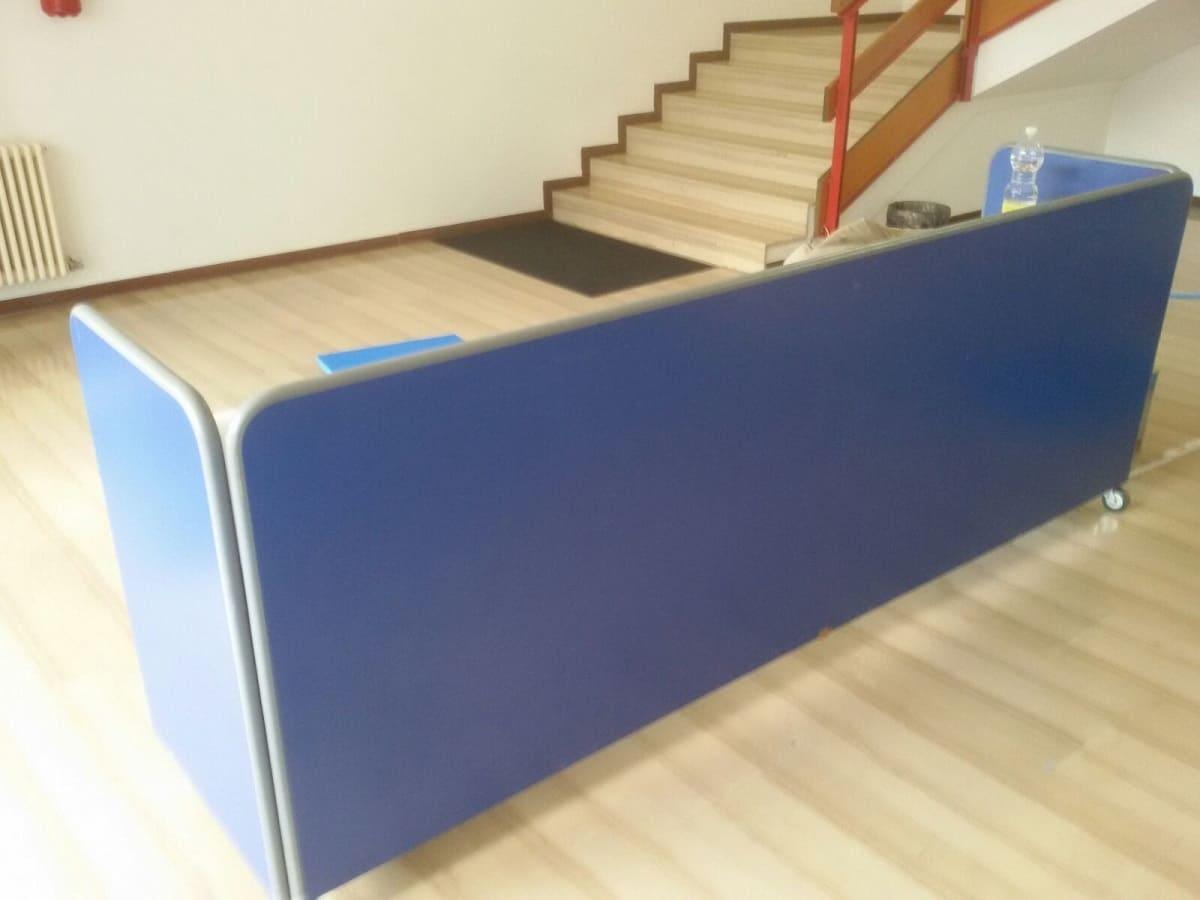 Protezione top surface per rivestimento tavolo giudici - Rivestimento tavolo ...