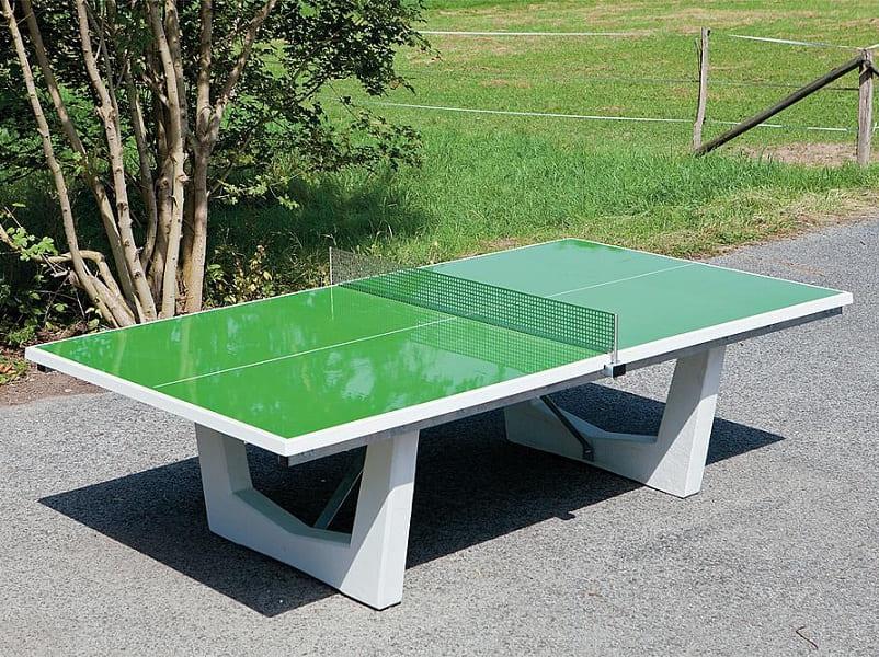 Tavoli Da Giardino In Cemento.Tavolo Da Ping Pong Da Esterno Narciso Sport Project