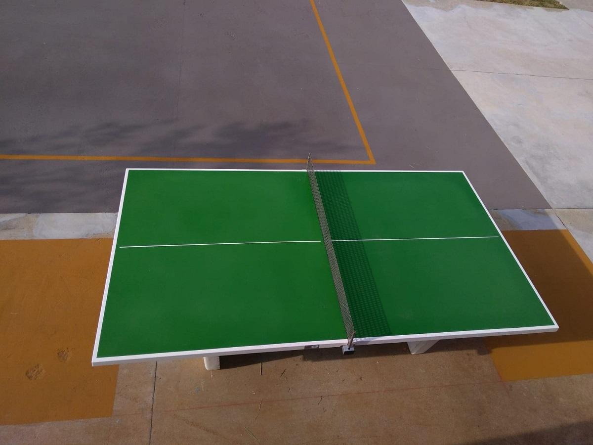 Tavolo da ping pong da esterno in calcestruzzo   NARCISO ...